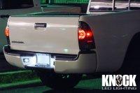 05〜11 USトヨタ タコマ用 ナンバー灯LEDバルブセット