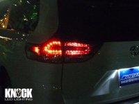 15〜 USトヨタ シエナ用 ナンバー灯LEDバルブセット ホワイト