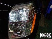 07〜14 キャデラック エスカレード用 ポジションランプLEDバルブセット ホワイト
