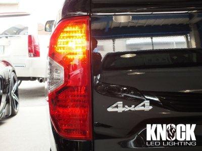 画像1: 14〜17 USトヨタ タンドラ リアウィンカー用LEDバルブ&ハイフラッシャーキャンセラーセット アンバー
