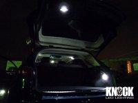 09〜 INFINITI FX35用 トランクルーム用LEDバルブセット ホワイト