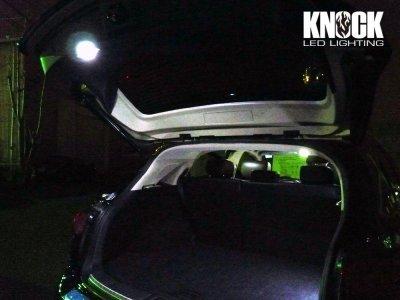 画像2: 09〜 INFINITI FX35用 トランクルーム用LEDバルブセット ホワイト