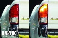 16〜 USトヨタ タコマ リアウィンカー用LEDバルブ&ダミーロードセット アンバー