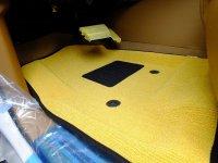 15〜20 キャデラック エスカレード ESV 用 Albermo 3Dフロアマット