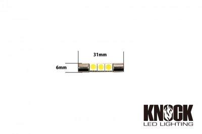 画像3: 11〜14 クライスラー300用 バニティミラーLEDバルブセット ホワイト