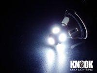 14〜   ダッジ デュランゴ用 ナンバー灯LEDバルブセット ホワイト