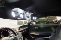 15〜17 フォード マスタング用 1列目MAPランプLEDバルブセット