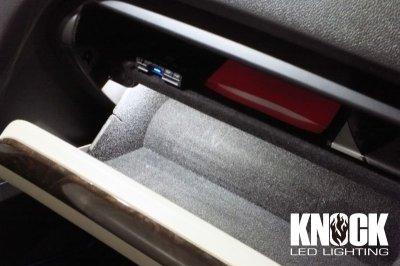 画像1: 16〜   フォードエクスプローラー用 グローブボックスLEDバルブセット