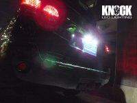 08〜 USトヨタセコイア用 ナンバー灯LEDセット