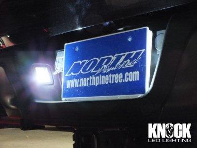 画像2: 2017〜 フォード F-150用ナンバー灯LEDバルブセット