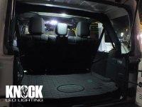 07〜   クライスラージープ ラングラーアンリミテッド用 トランクルームLEDバルブ