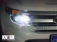 11〜15 フォード エクスプローラー LEDポジションバルブ セット (ディーラー車)