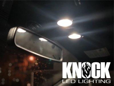 画像1: 15〜17 フォード マスタング用(ファストバック)ルームランプLEDセット